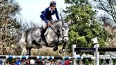Steeplechase in Mississippi by Cher Ferroggiaro